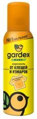 Гардекс Беби аэрозоль от клещей/комаров на одежду 100мл