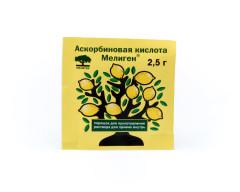 Аскорбиновая к-та порошок 2,5г БАД